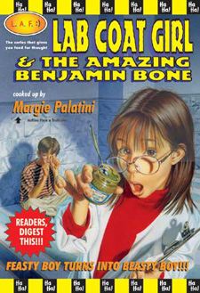 Lab Coat Girl - The Amazing Benjamin Bone