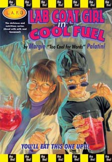 Lab Coat Girl - My Cool Fuel