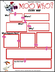 Moo Who Story Map