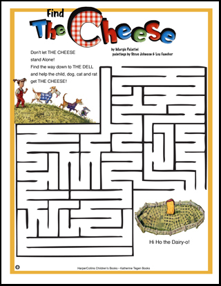 The Cheese Maze