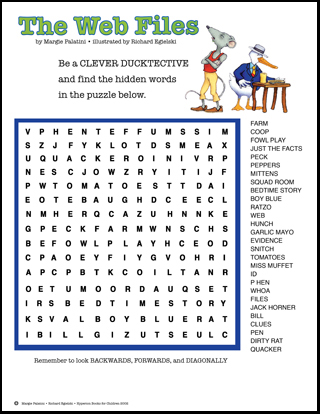 Web Files Word Search