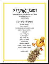 Reader's Theater Earthquack