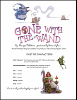 Reader's Theater Gond With The Wand