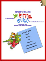 Reader's Theater No Biting Louise