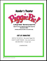 Reader's Theater Piggie Pie!