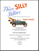 Reader's Theater Three Silly Billies