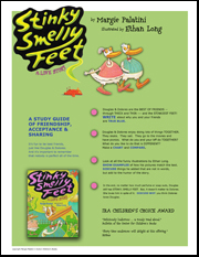 Stinky Smelly Feet Study Guide
